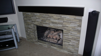 Fireplaces - LIFE STYLE TILE